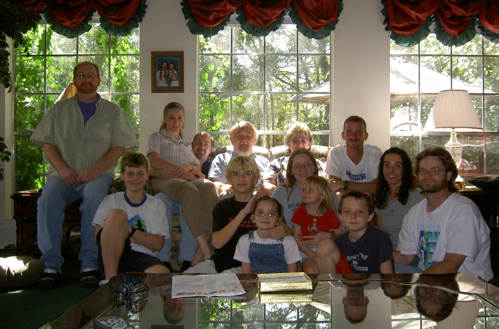 2004 Family Portrait