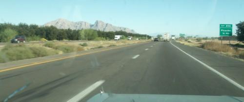 I10 near Picacho