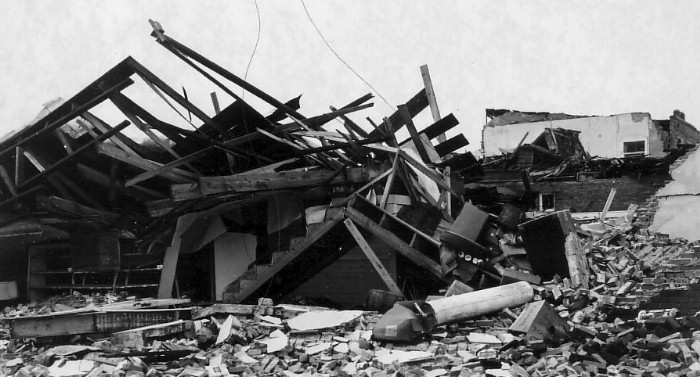 Judsonia Ar 1952 Tornado